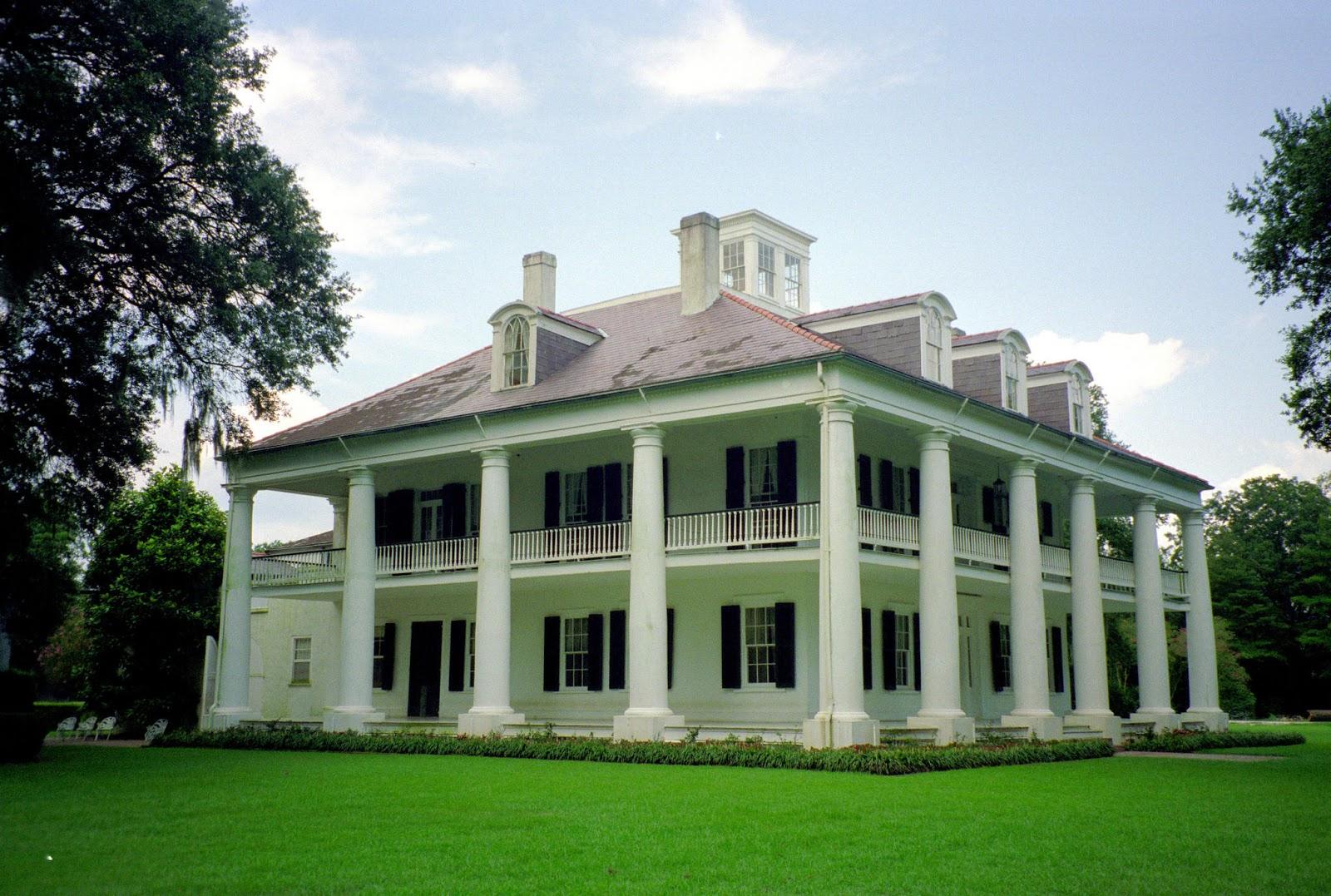 Louisiana Mansion