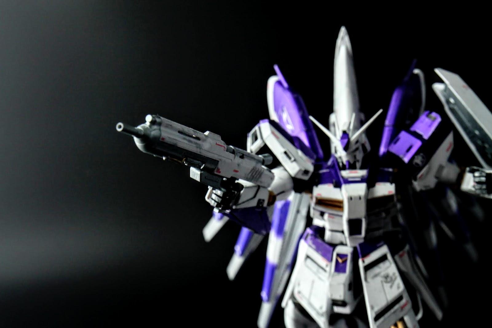 專用光束步槍,出力可以媲美當代戰艦主砲這樣