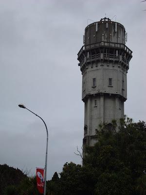 Hawera's Water Tower