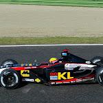 Mark Webber, Minardi PS02