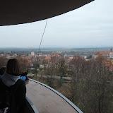 Kratochvílova rozhledna a výhled na Roudnici n. Labem (2)