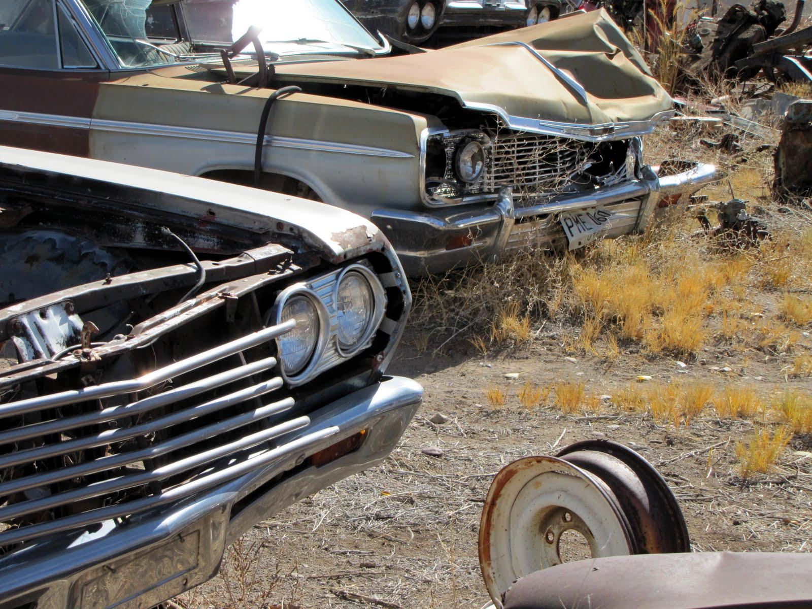 1963 Chevrolet Impala, 1964 Chevrolet Impala