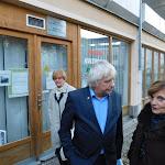 Dr. Lux Gyula leszármazottjai Losoncra látogattak