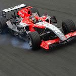 Tiago Monteiro (POR), Midland MF1 Racing