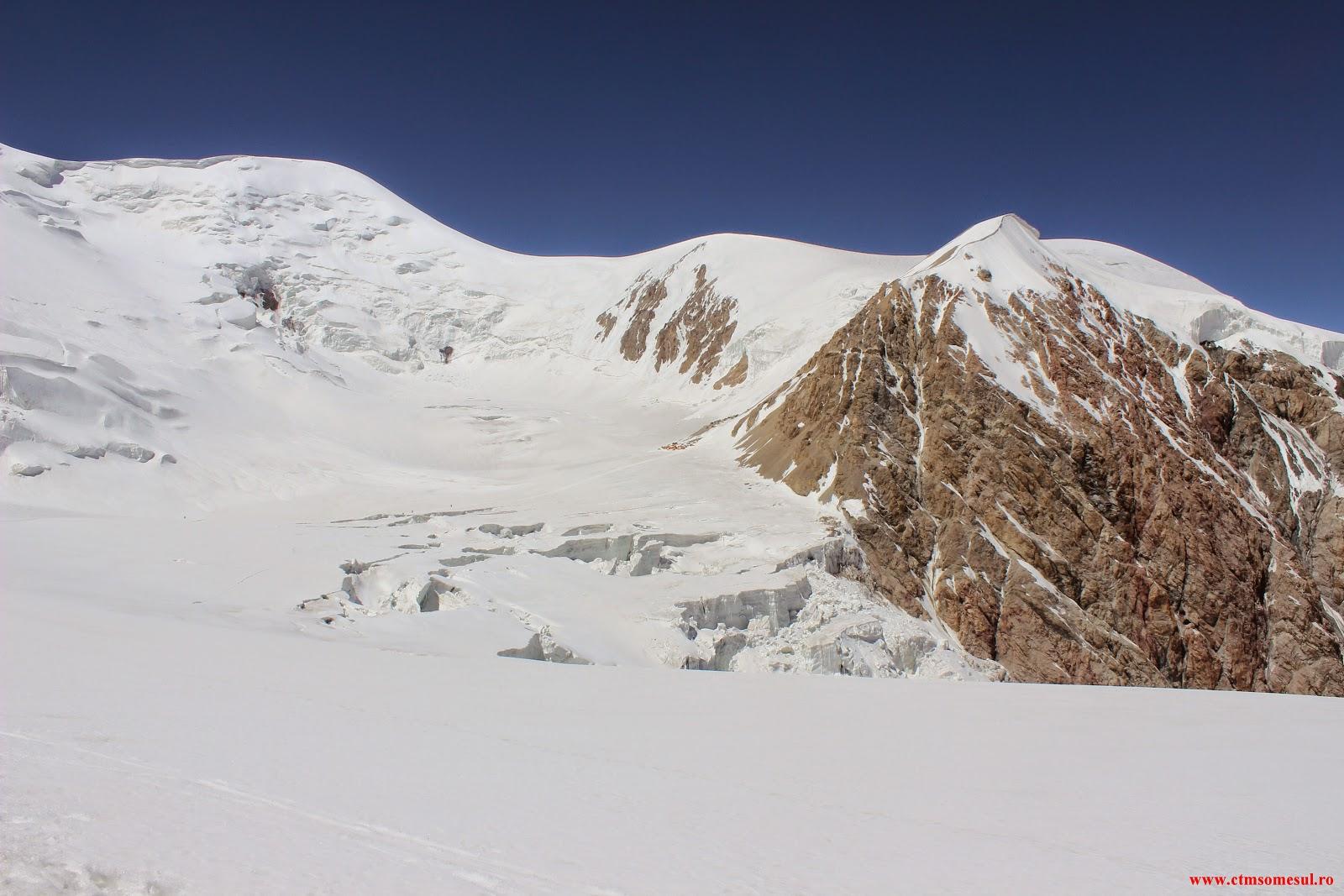 În zare camp 2 5400 m