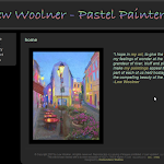 Lew Woolner - Pastel Painter. This site was active until the owner allowed the hosting contract to lapse.