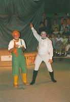 Cirque Jo Bullit 04 Un clown dans la ville 1997 Montigné