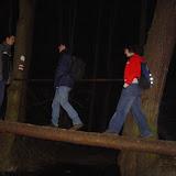 Noční pochod za Brdskou čarodějnicí 2005