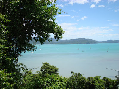 Airlie Harbour from Mandalay