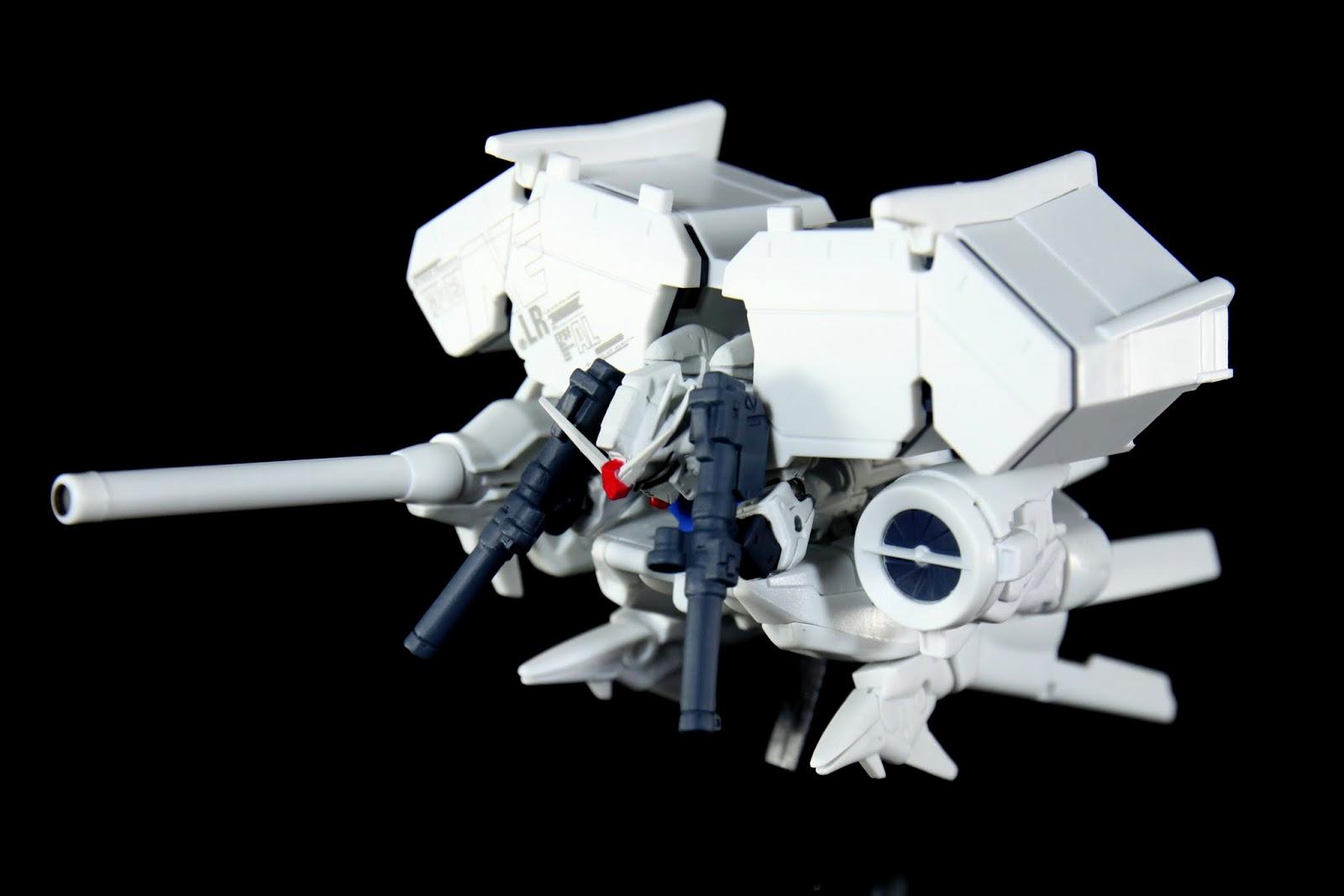 Dendrobium的著裝型態,這才是GP03的完全樣貌