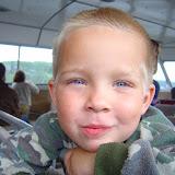 Puťák: výlet lodí na Orlík