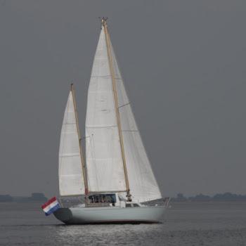 Nic48 Heerenleed op het Lauwersmeer