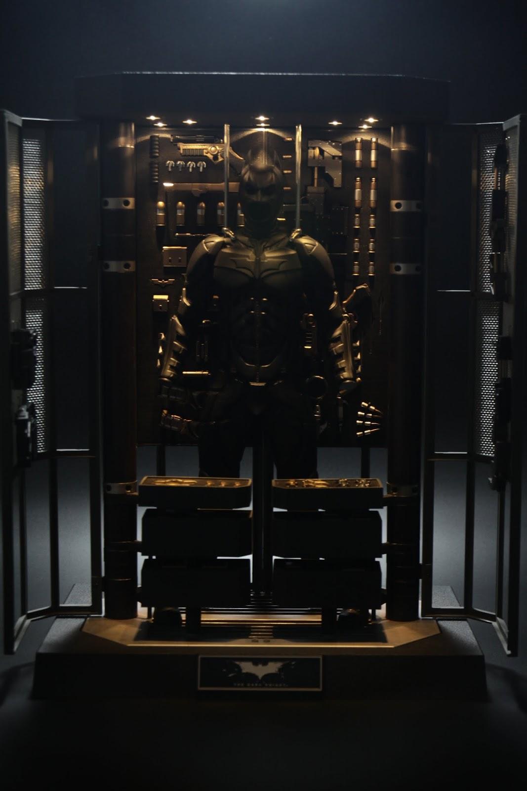 武器櫃打開, 超霸氣