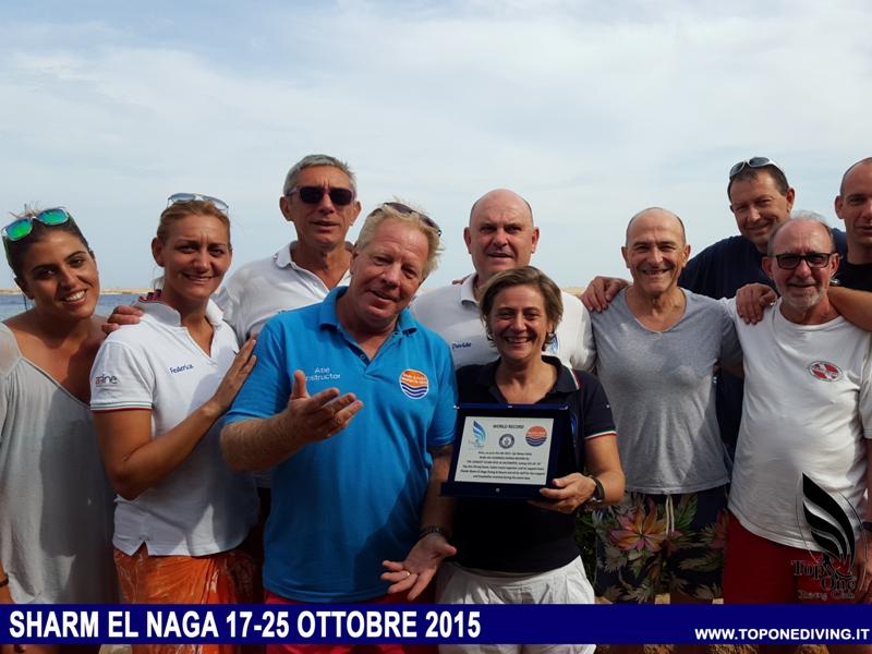 Sharm El Naga 17-25 Ottobre 2015