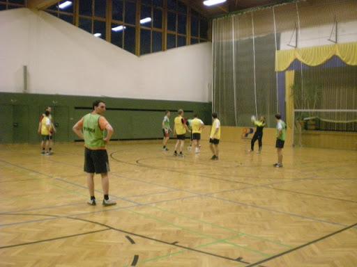 2010-04-23 Internes Hallenmatch