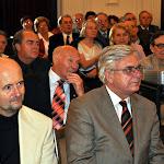 A Széchenyi Társaság díjának átadási ünnepsége, Csermely Péter és Duray Miklós