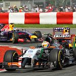 Sergio Perez (MEX) Sahara Force India F1 VJM07