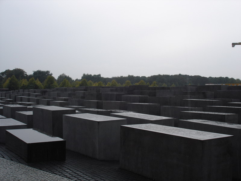 The Jewish WWII memorial