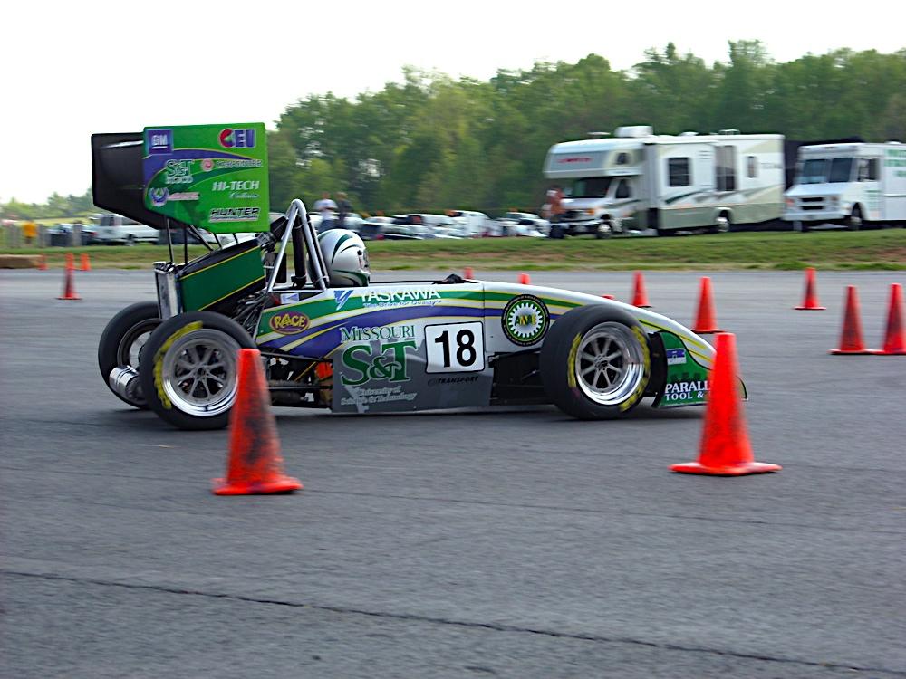 Formula SAE @ VIR 2008