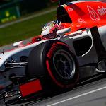 Will Stevens, Manor Marussia MR03