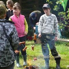Rybářské závody pro děti 2012