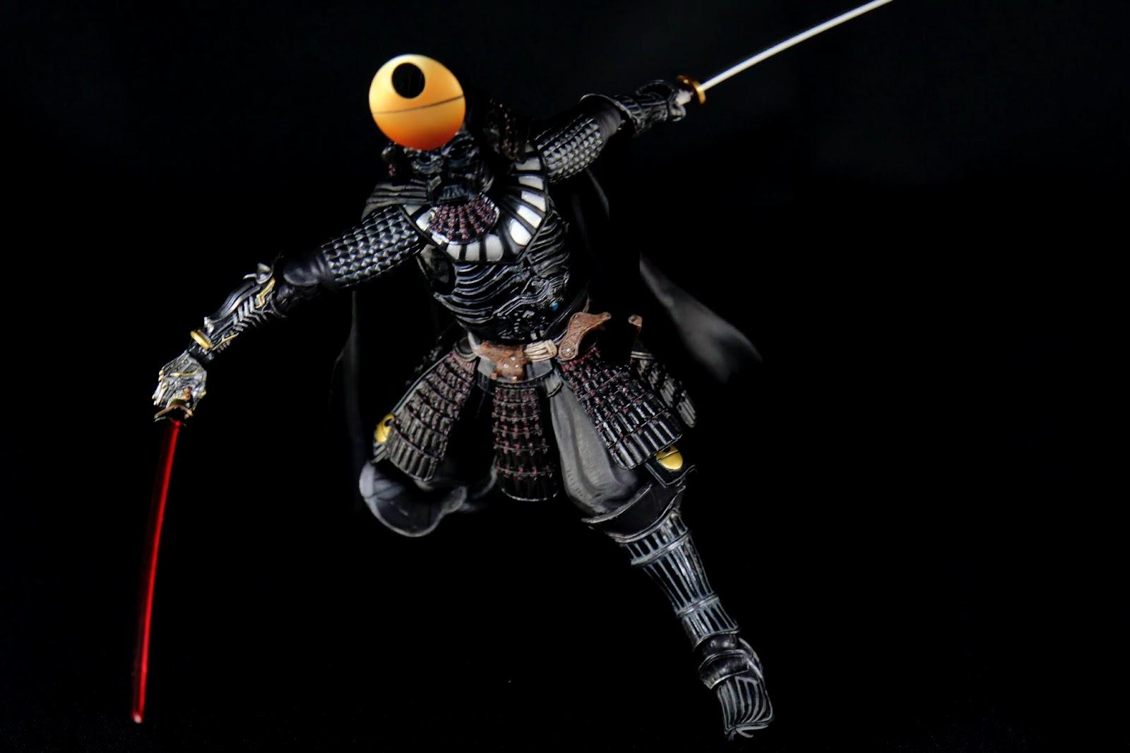 秘技:大迴旋死星舞斬!