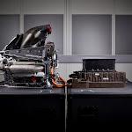 Mercedes W06 F1 engine + ERS