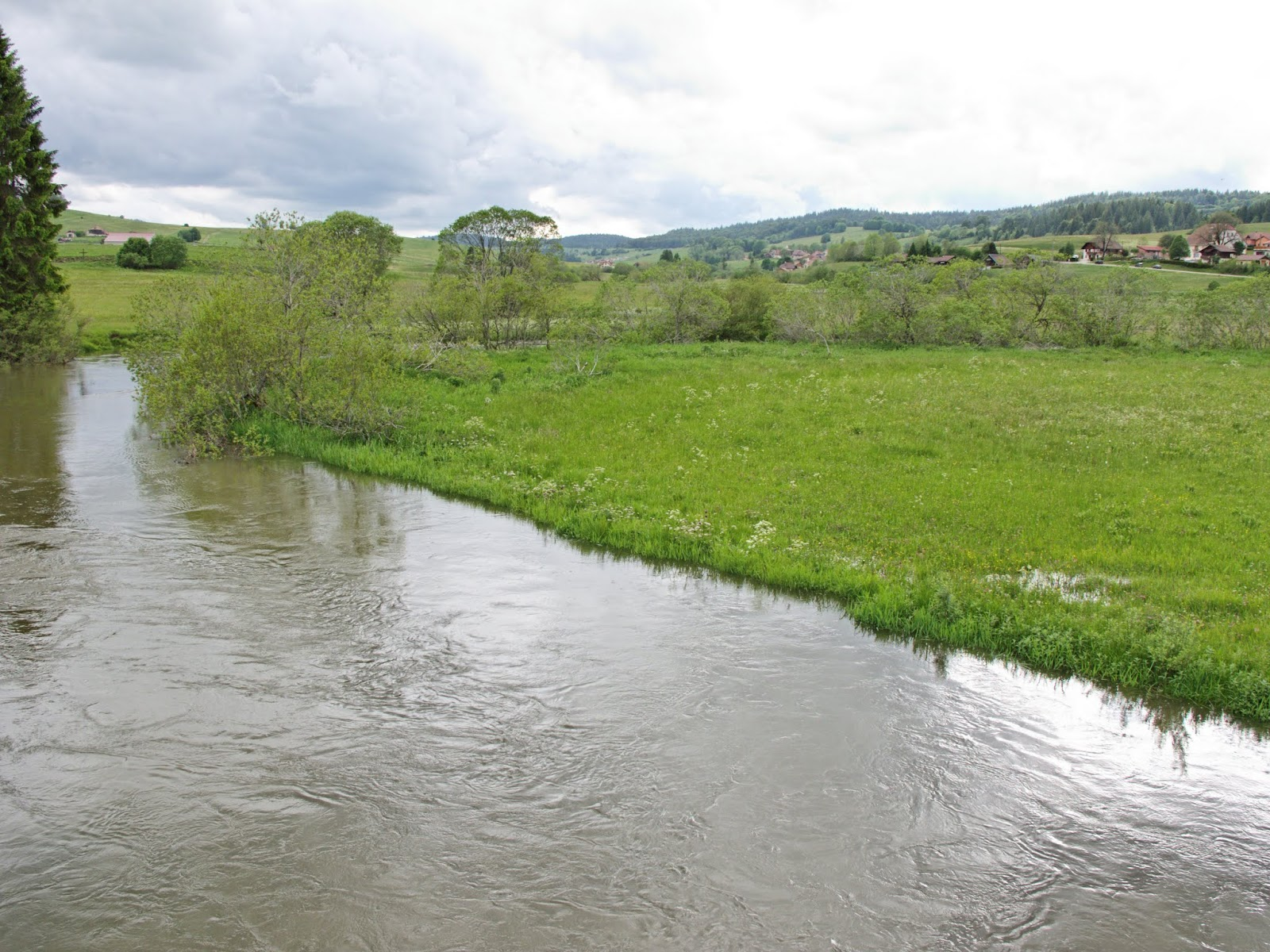 Villedieu - Le Doubs