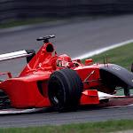 Michael Schumacher, Ferrari F2001 911 version