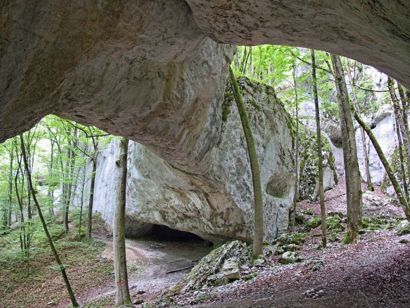 Grotte du Bison