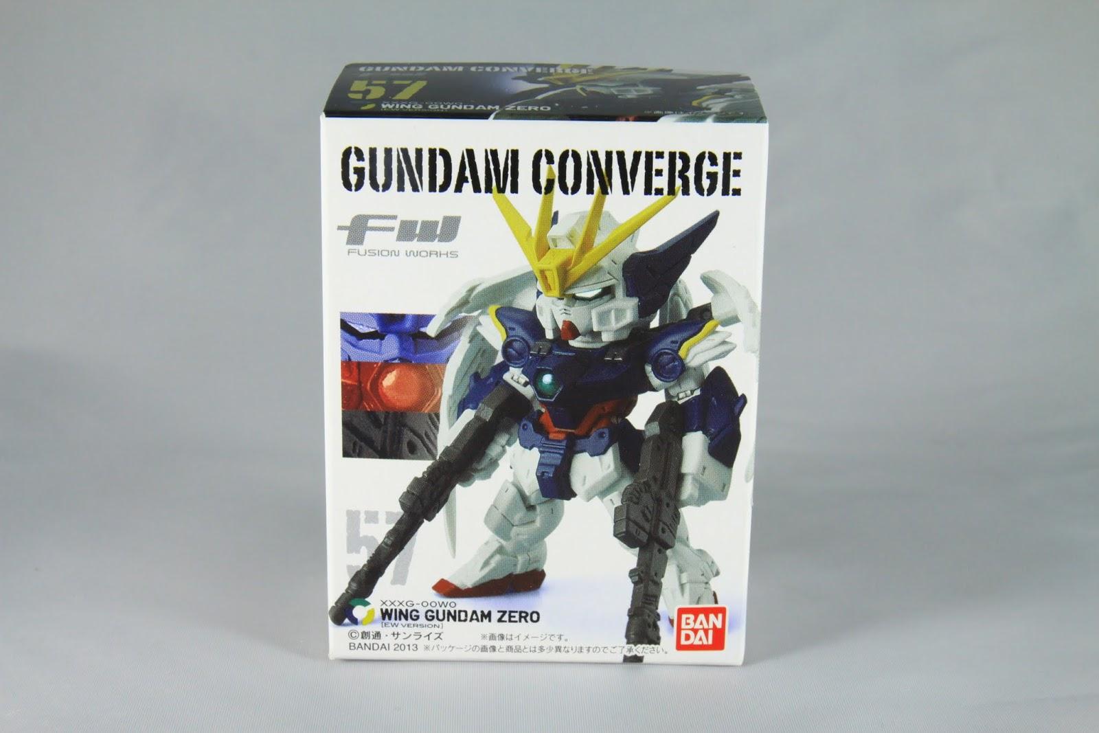 No.57  Wing Gundam Zero (EW)