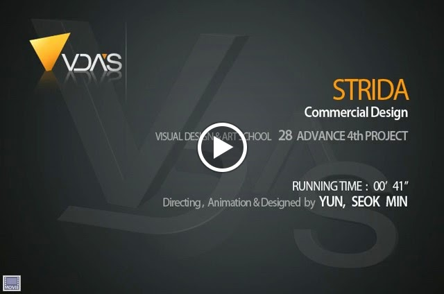 ACE Animation of Strida - in New York, by Yun, Seok Min, S Korea