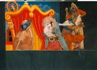 Gaspard et les pirates 06 Spectacle primaire 1997 Cossé