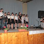 A ráti Szent Mihály Gyermekotthon gyermekeinek fellépése Lekenyén