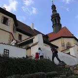 V zahradách kláštera (3)