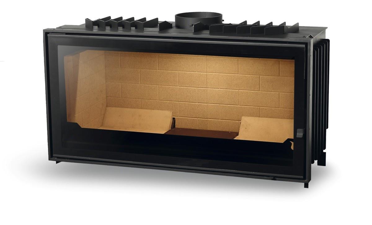 PanBox 110 dim. 1100x550 promjer dimovodne cijevi: fi200 težina ložišta:173 kg