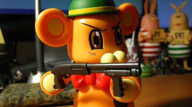 主角宗介愛用槍 散彈槍-但我還是不知道型號