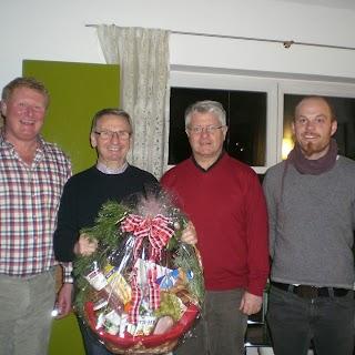 75. Geburtstag von Ehrenvorstand Rainer Gruber