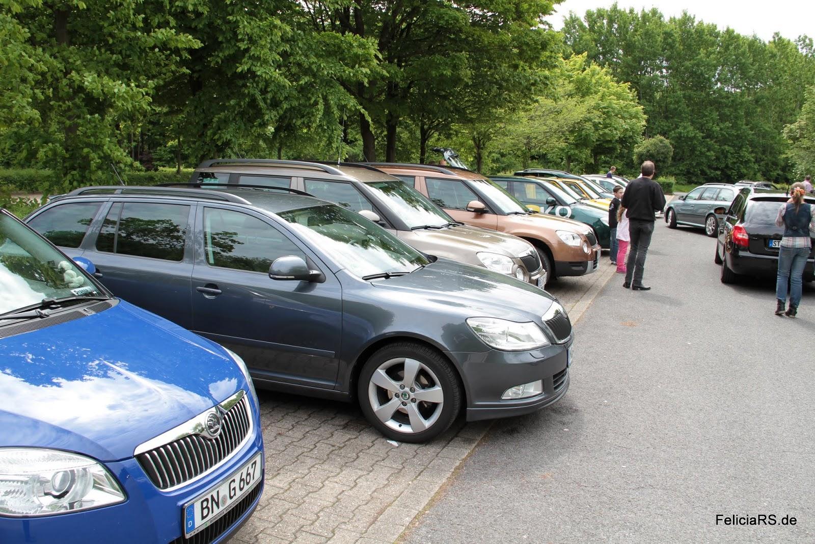 P+R Parkplatz Hemberg