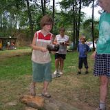 Táborová pouť (7) - přenášení vody