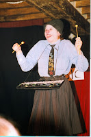 Meyriem Menan 04 Emma la clown 1998 St Quentin-les-Anges