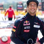 Daniel Ricciardo Toro Rosso