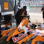 Jos Verstappen, Arrows A22 pitphoto
