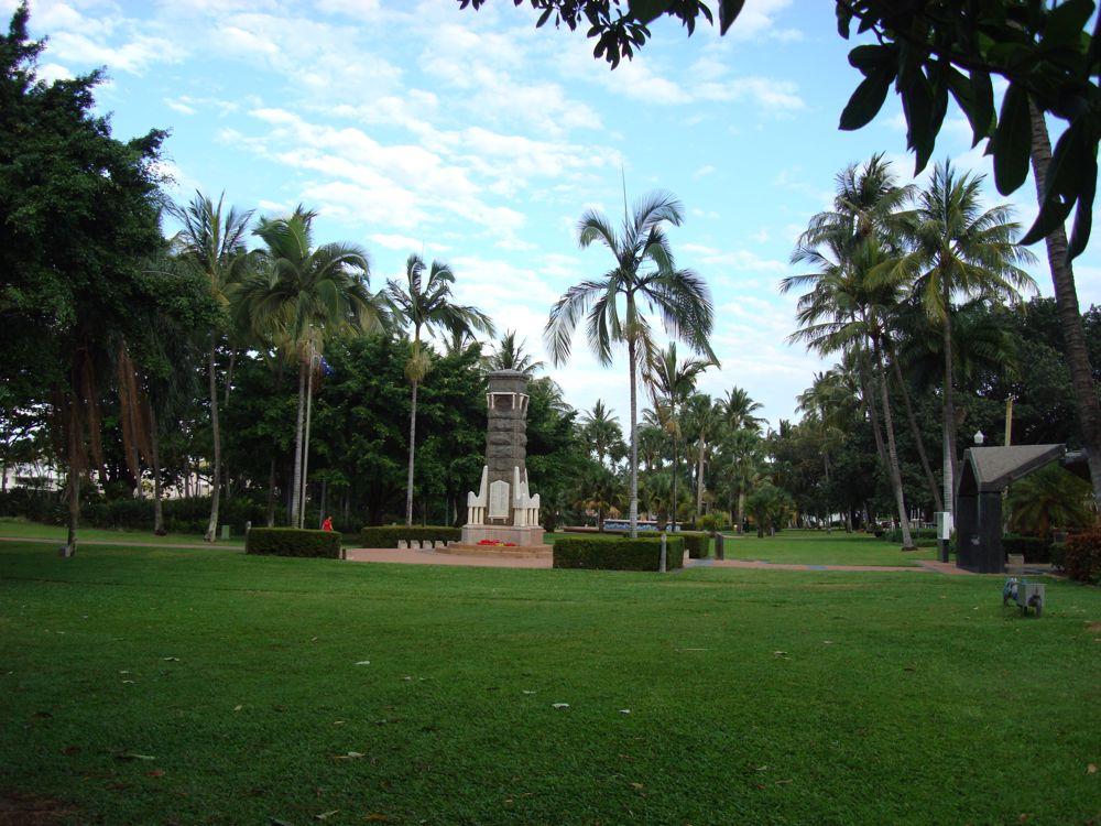 Anzac Park, Townsville