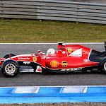 Sebastian Vettel - Ferrari SF15-T