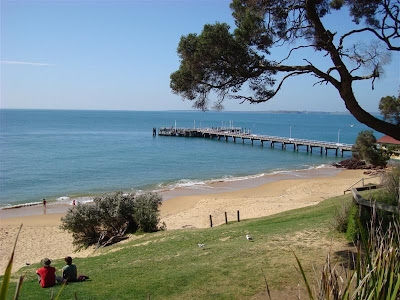The pier at Cowes, Phillip Island