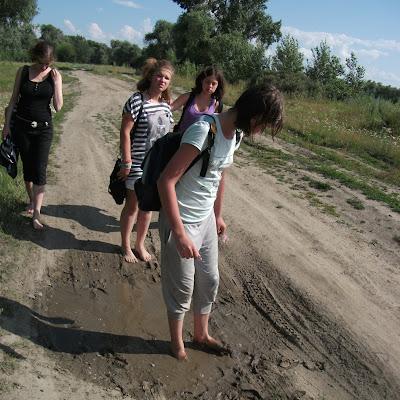 Целебная приобская грязь - настоящая находка для кожи ног!