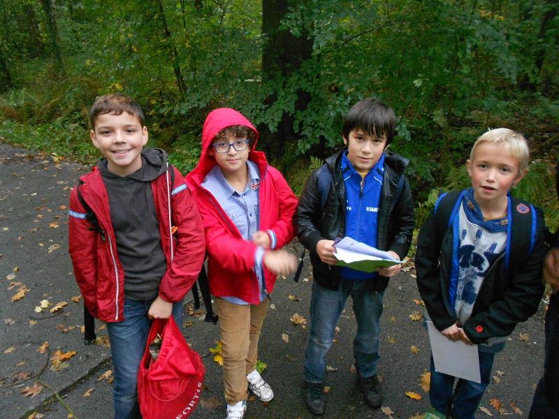 5de leerjaar Het Leen Eeklo (2015)