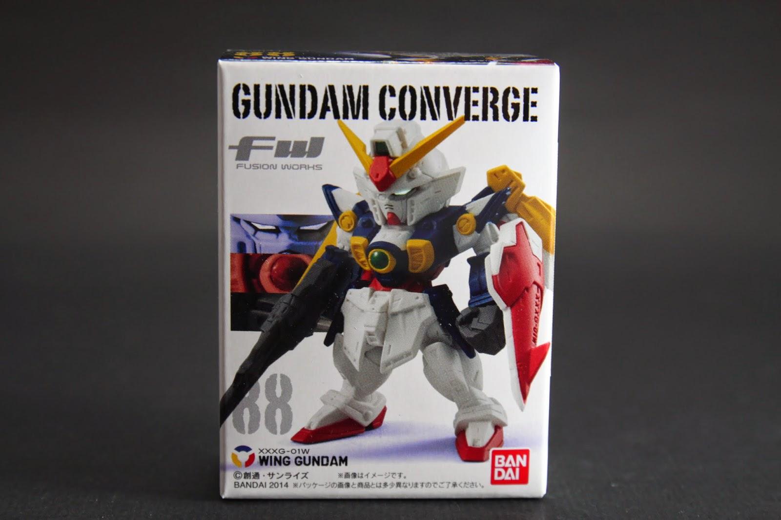 第88位 XXXG-01W Wing Gundam Gundam W裡主角得初期座機