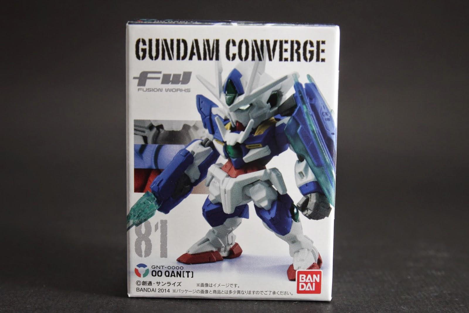 GNT-0000 OO Gundam Qan(T) OO鋼彈劇場版主角機,因為簡稱是OOQ所以又叫QOO